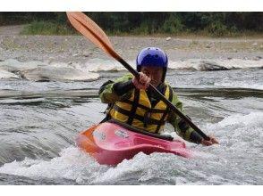 [埼玉縣秩父]為高級用戶!第一次皮划艇體驗培訓學校