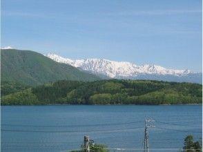 [Nagano / Omachi City Canoe] Lake Aoki Boyager Canoe de Experimental Tour [Lunch included]