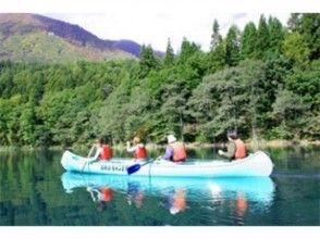 【長野・カヌー】青木湖ボヤージャーカヌーピクニックツアー 【ランチ付き】の画像