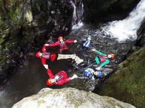 [Okayama Hiruzen] Yamano Valley River trekking adventure into the world of excitement and surprise