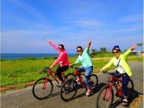 【沖縄・西海岸】気分はのんびり、ペダルはしゃかりき♪美ら島サイクリングの画像