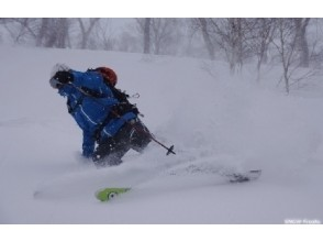 [Hokkaido / Asahikawa] backcountry powder guide plan (1 day course) for a discount if two or more persons