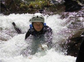 [Okutama canyoning] integrated with nature!