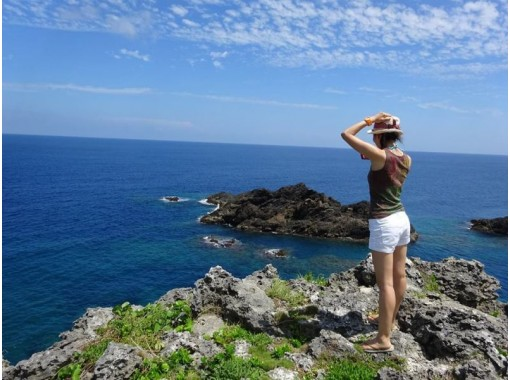 【鹿児島・沖永良部島】自然を満喫しながら散策を楽しむツアー「G.湧水巡りツアー」車でご案内!