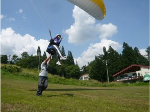 [Nagano Hakuba] Let's fly by yourself! Paragliding half-day experience course