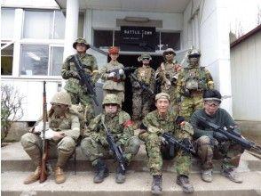 【福島・郡山】「兵舎」でサバゲー・貸切プラン!の画像