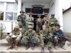 """[Fukushima, Koriyama] in the """"barracks"""" Sabage-private plan!"""