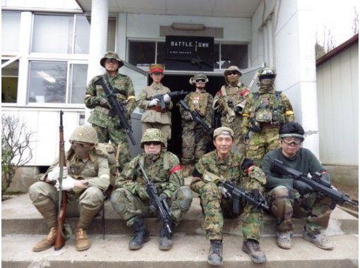 ミリタリーショップTHE兵舎
