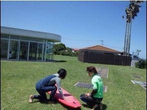 【千葉・館山】マンツーマンでサーフィン!自分のペースでレベルUPできる<プライベートレッスン>の画像