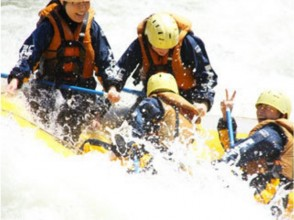 [Hokkaido, Sapporo, Jozankei] limited time! Exciting Toyohira River Rafting!