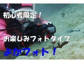 【熊本・天草】水中写真に初挑戦『よかフォト!』のプラン詳細の画像