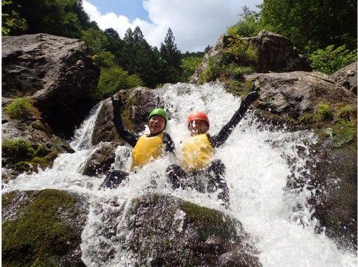 【奈良・吉野】シャワークライミング<奧吉野ロングコース>の紹介画像