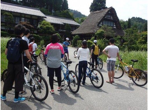 [岐阜·高山县】Hida Satoyama Cycling / Half Day导游の紹介画像