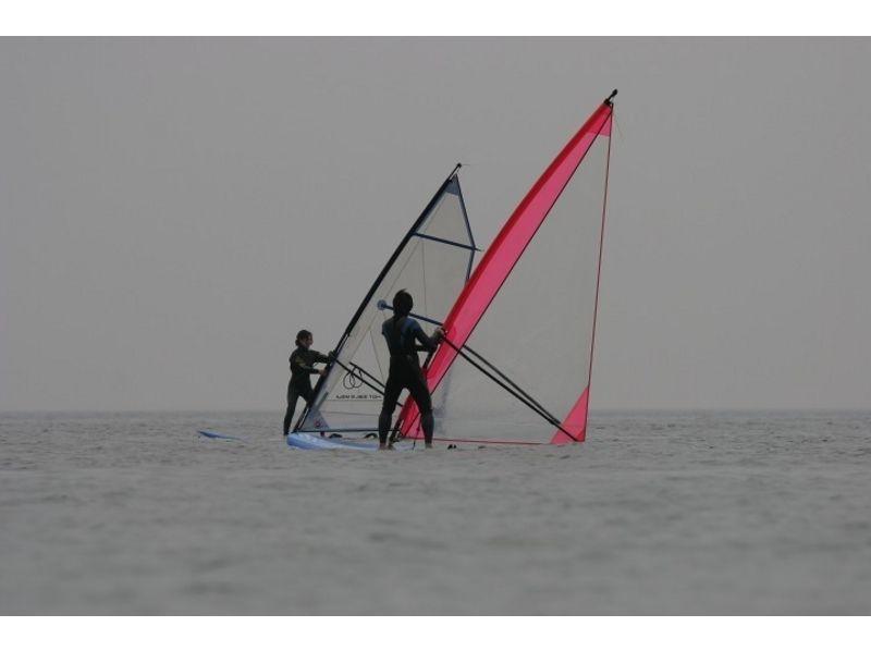 [Yamaguchi ・ Shunan / Shimonoseki / light] wind Surfing ・ One day experience course
