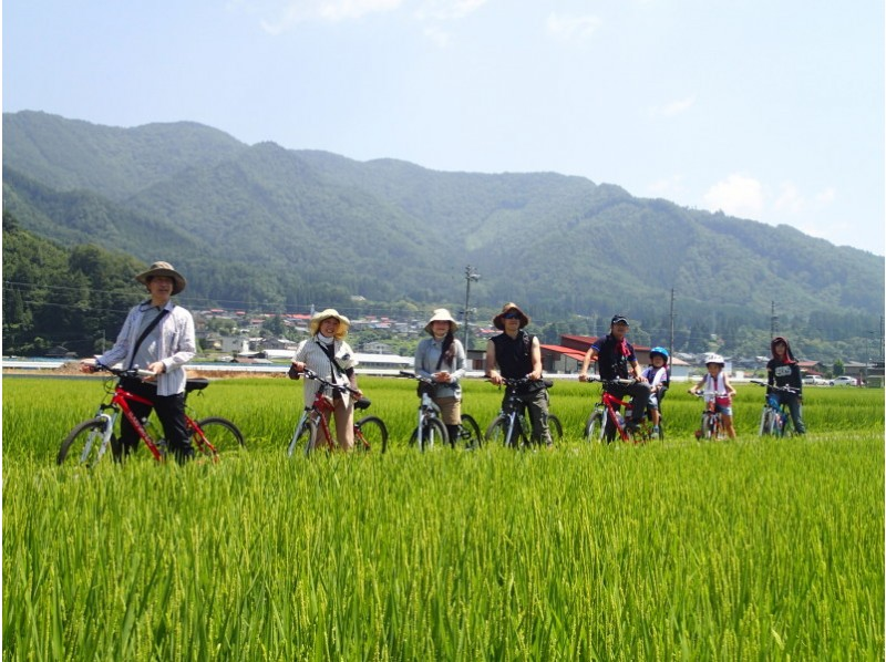 [Gifu/ Takayama] Hida Satoyama Cycling / 2 1/2 hours half plan! Private tour