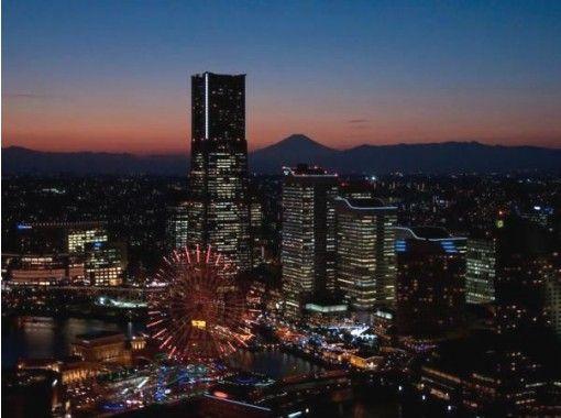 【Kanagawa・Yokohama】 Helicopter Sightseeing Flight! KING Course (Charter Flight 5 min.)の紹介画像