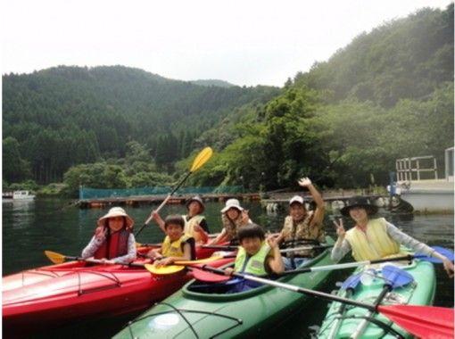 【滋賀・奥琵琶湖】大浦湾・奥出湾カヌー体験(半日コース)