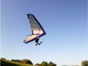 [Ibaraki, Ishioka] hang gliding school · A-class license acquisition course of image