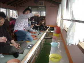 【長野・野尻湖】温かい屋形船で楽しむ!乗りあいワカサギ釣りプラン♪の画像