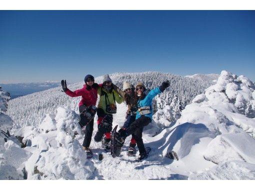 [Nagano / Yatsugatake] To Kita Yatsugatake / Mt. Shimakare! Snowshoes trekking! With photo serviceの紹介画像