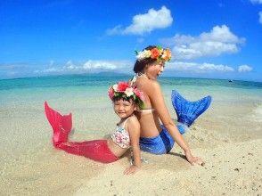 【沖縄・石垣島】マーメイドになろう!幻の島へ上陸&シュノーケリング|水中カメラレンタル無料!