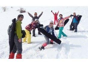 【栃木・日光】霧降高原スノーシュー&エアボード体験ツアー!欲張り雪遊び!送迎付(1日)