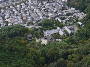 【Kyoto Prefecture】 We are proficient from the sky from Kyoto station to Ginkakuji. Image of helicopter tour flight experience 【15 minutes】