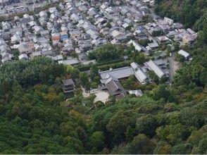 【京都府内】京都駅から銀閣寺までを空から堪能。ヘリコプター遊覧飛行体験【15分】