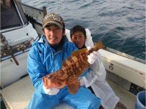 [Kumamoto ・ Amakusa] Safe for beginners! Amakusa Fishing boat fishing experience guided by a guide who knows all about the sea
