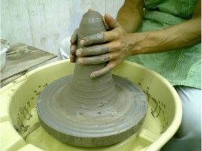 【東京・花小金井】丁寧にサポートします!電動ろくろ陶芸体験の画像