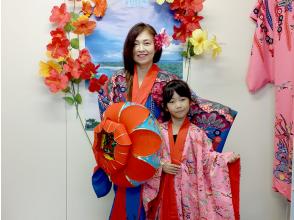 【沖縄・石垣島】旅の素敵な思い出作りに♪琉装体験の画像