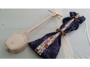 【沖縄・石垣島】琉球文化を体験♪白木三線作り&三線教室の画像