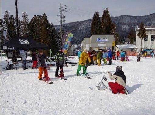 【新潟・湯沢町】新スノースポーツにチャレンジ!スノーバイクスクール「神立スノーリゾート」の紹介画像