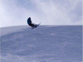 [Niigata] challenge to the new snow sports! Snow bike school [Kandatsu Kogen ski resort]