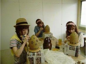 【佐賀・武雄】オリジナルデザインを掘れる ランプシェード彫り体験