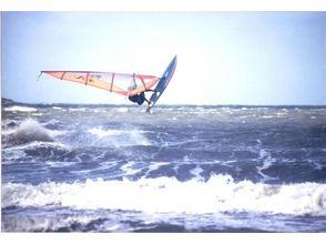【佐賀・唐津】ウインドサーフィン2時間コースの画像