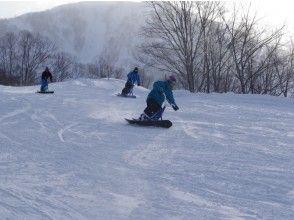 【長野】新スノースポーツにチャレンジ!スノーバイクスクール【湯の丸高原スキー場】