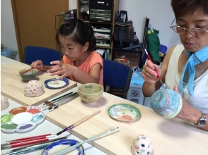 [Osaka/ Ibaraki] Welcome beginners! Colorful painting experience course