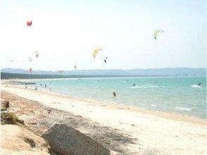 [唐津佐賀]風箏衝浪為期一天的課程
