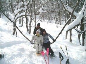 【長野・白馬】初めてのスノーシュー!! at 白馬落倉高原の画像