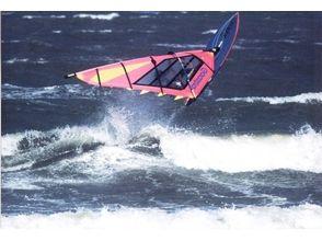 【佐賀・唐津】ウインドサーフィン1日コースの画像