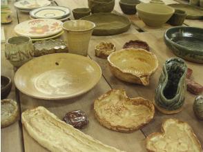【滋賀・信楽】ペット同伴可!粘土1kgを使って贅沢に!3つの作品を作れる手びねり陶芸体験