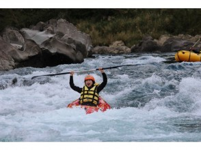[Shimantogawa] Great Adventure in Japan last clear stream! Pack rafting tour