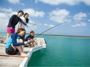[Okinawa Chatan] leisurely raft fishing [2 hours fishing]