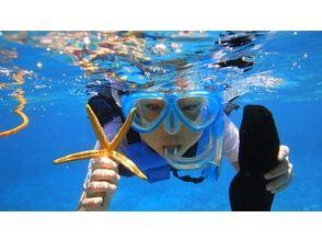 【沖縄・水納島】わくわくボートシュノーケリング&体験ダイビングの画像