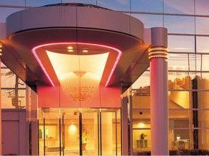 【兵庫・1DAYトリップ】ヴェネチアングラス品作りとリゾートホテルの温泉・ランチを満喫する特別プランの画像