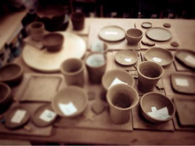 【埼玉・浦和】初心者歓迎!フリータイム制で時間を気にせず作れる!電動ろくろ陶芸体験の紹介画像