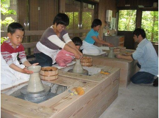 【岐阜・多治見】初心者も安心の丁寧なサポート!桃山時代から続く陶芸のまちでつくろう!陶芸体験