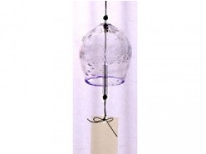 【Nagano · Sandblast · Wind chimes】 Draw your favorite patterns on wind chimes! Image of sandblasting experience