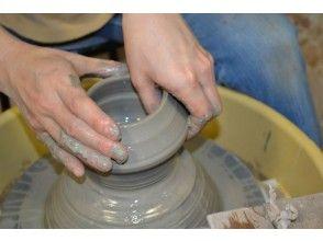 【愛知・陶芸体験】名古屋で体験!憧れの電動ろくろで思いを込めて陶芸体験の画像